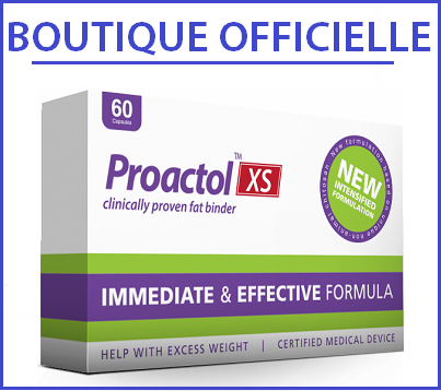 boutique officielle proactol xs